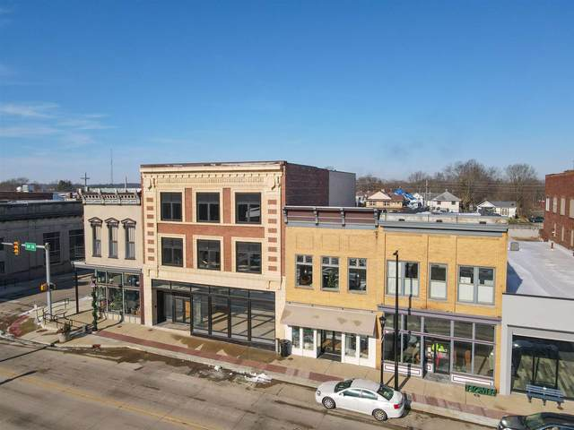 1406 Broad #105 Street #105, New Castle, IN 47362 (MLS #202115569) :: RE/MAX Legacy