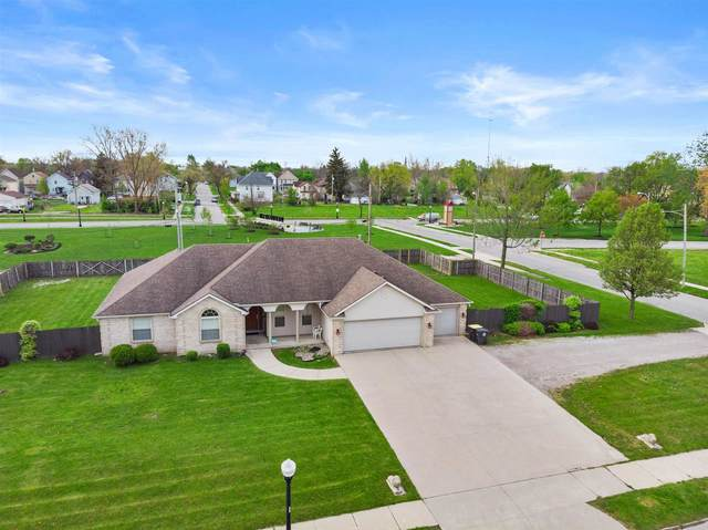 1018 E Washington Boulevard, Fort Wayne, IN 46803 (MLS #202115599) :: TEAM Tamara