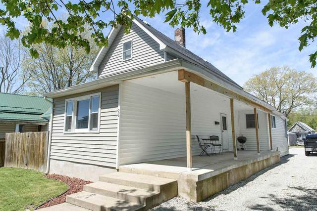 530 W 6th Street, Peru, IN 46970 (MLS #202115692) :: Aimee Ness Realty Group