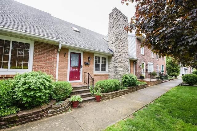 207 S Main Street, Spencer, IN 47460 (MLS #202115730) :: The ORR Home Selling Team