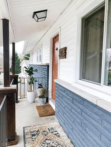 2408 Windwood Drive, Bedford, IN 47421 (MLS #202115744) :: Aimee Ness Realty Group