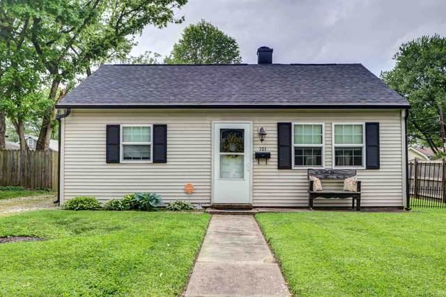 101 S Dexter Avenue, Evansville, IN 47714 (MLS #202115751) :: The Dauby Team