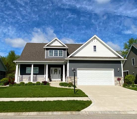 711 Autumn Glory Drive, Culver, IN 46511 (MLS #202115793) :: The ORR Home Selling Team