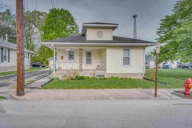 1005 R Street, Bedford, IN 47421 (MLS #202115797) :: Aimee Ness Realty Group