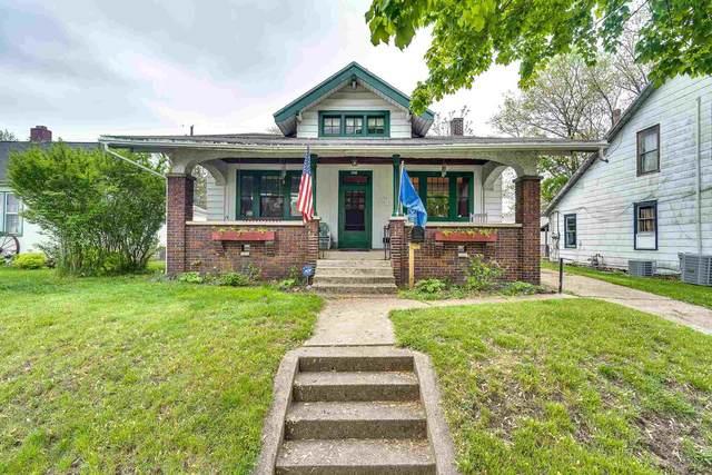 1715 Morton Street, Lafayette, IN 47904 (MLS #202115809) :: Parker Team