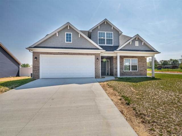 654 S Cathy Drive, Princeton, IN 47670 (MLS #202115812) :: Parker Team