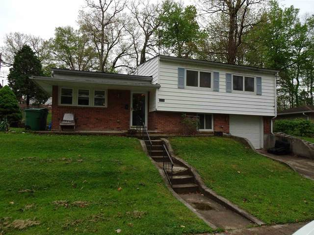 1225 Saint James Drive, New Castle, IN 47362 (MLS #202115868) :: RE/MAX Legacy