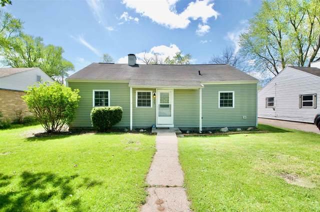 967 Mcdonald Street, Elkhart, IN 46516 (MLS #202115890) :: Parker Team