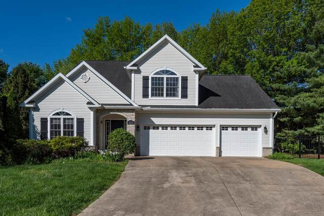3200 E Kristen Court, Bloomington, IN 47401 (MLS #202115901) :: Parker Team