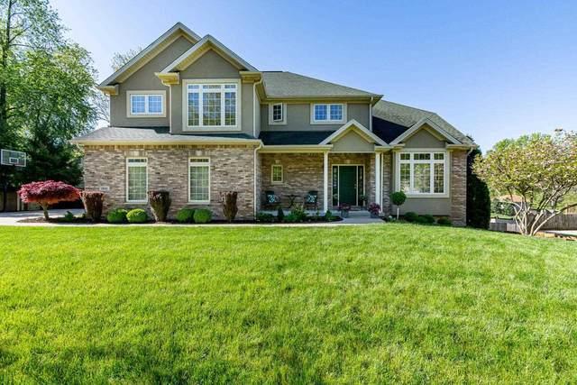 1840 E Rock Creek Drive, Bloomington, IN 47401 (MLS #202115948) :: Aimee Ness Realty Group