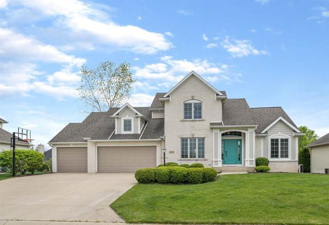 12924 Columa Bay, Fort Wayne, IN 46845 (MLS #202115952) :: Hoosier Heartland Team | RE/MAX Crossroads