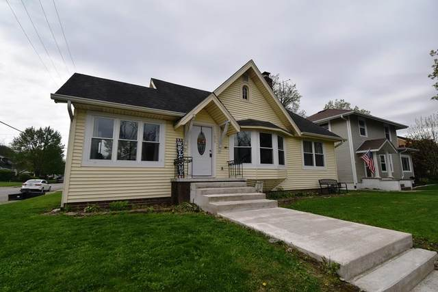 659 E Armstrong Street, Frankfort, IN 46041 (MLS #202115963) :: Parker Team