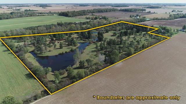 6000 W County Road 400 N, Farmland, IN 47340 (MLS #202116028) :: The ORR Home Selling Team