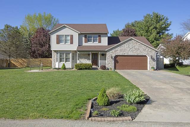 23231 Spring Creek Trail, Elkhart, IN 46516 (MLS #202116035) :: Parker Team