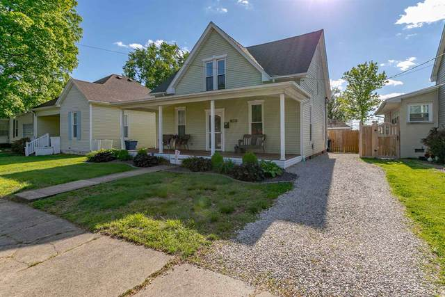 508 N Second Street, Boonville, IN 47601 (MLS #202116037) :: Parker Team