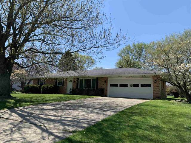 58401 Ox Bow Drive, Elkhart, IN 46516 (MLS #202116048) :: Parker Team