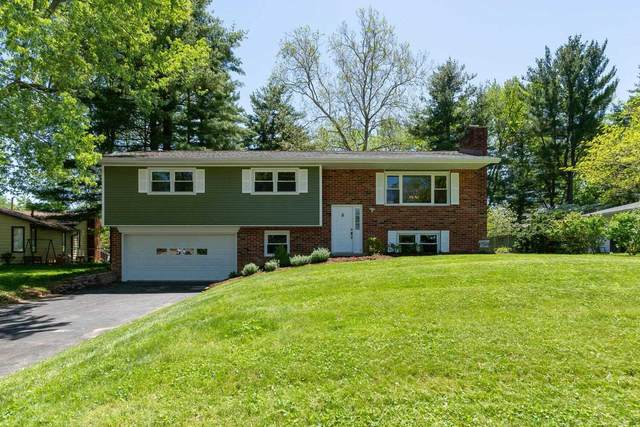 1222 E Tremont Way, Bloomington, IN 47401 (MLS #202116053) :: Aimee Ness Realty Group