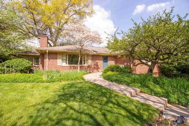 1721 Woodland Avenue, West Lafayette, IN 47906 (MLS #202116071) :: Aimee Ness Realty Group