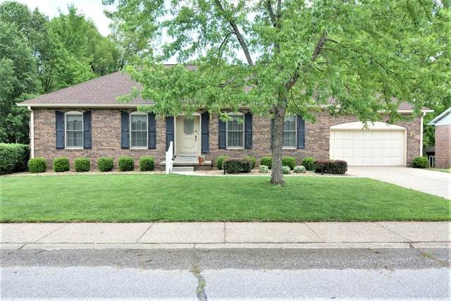 5266 E Esche Drive, Newburgh, IN 47630 (MLS #202116078) :: Parker Team