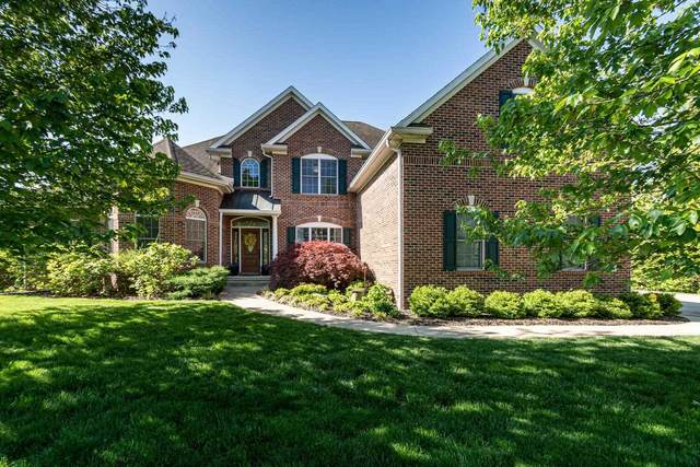 2624 E Ciana Court, Bloomington, IN 47401 (MLS #202116086) :: The ORR Home Selling Team