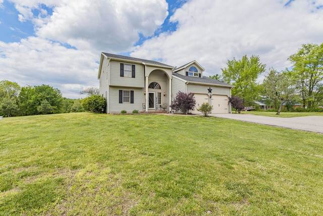 2533 Lashbrook Road, Boonville, IN 47601 (MLS #202116113) :: Aimee Ness Realty Group