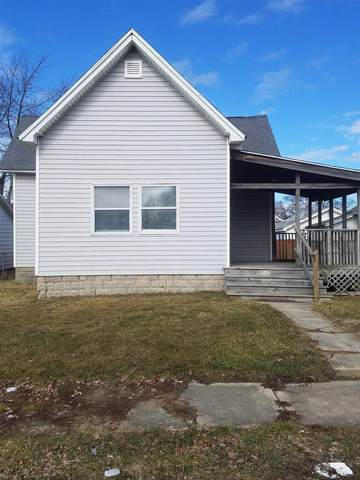 1304 W 5th Street, Marion, IN 46953 (MLS #202116116) :: Aimee Ness Realty Group