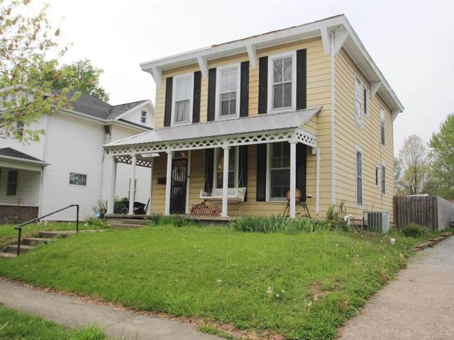 154 Walnut Street, Wabash, IN 46992 (MLS #202116122) :: Aimee Ness Realty Group