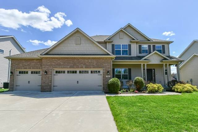 3445 Tunbridge Street, West Lafayette, IN 47906 (MLS #202116158) :: Parker Team