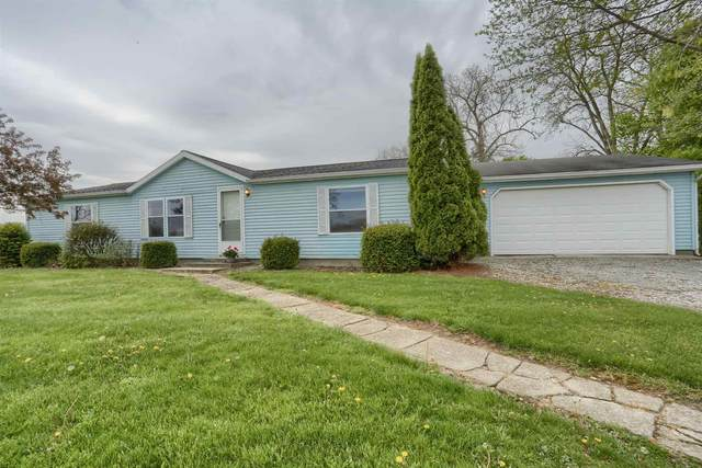 6173 W 1050 North Road, Roann, IN 46974 (MLS #202116170) :: Aimee Ness Realty Group