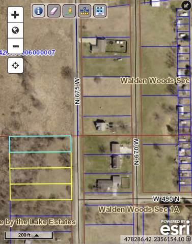 N 675 W Road, Angola, IN 46703 (MLS #202116178) :: Hoosier Heartland Team | RE/MAX Crossroads
