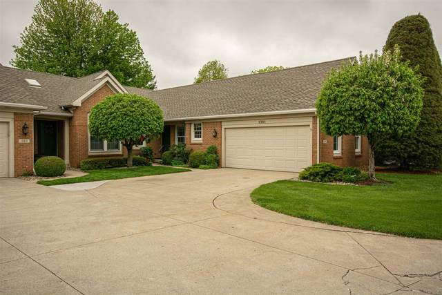 1301 Somerset Drive, Goshen, IN 46528 (MLS #202116192) :: Parker Team