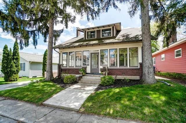 108 3rd Street, Winona Lake, IN 46590 (MLS #202116231) :: RE/MAX Legacy