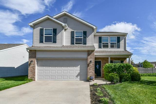 3540 Tesla Drive, West Lafayette, IN 47906 (MLS #202116237) :: Parker Team