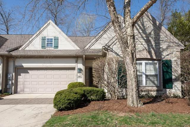 3803 E Saint Remy Drive, Bloomington, IN 47401 (MLS #202116310) :: Parker Team