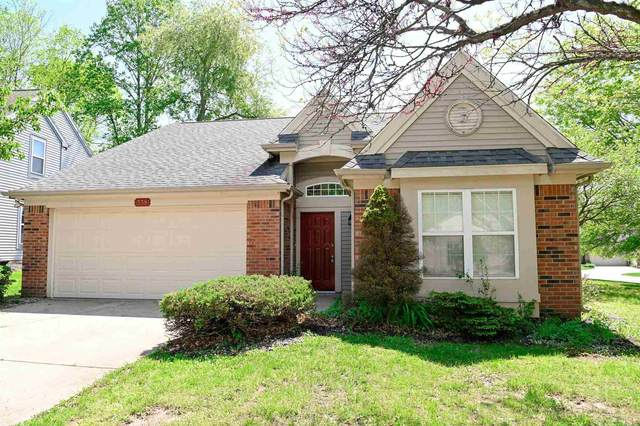 539 E Hickory Stick Drive, Bloomington, IN 47403 (MLS #202116315) :: Parker Team
