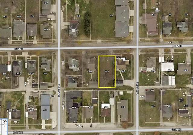 NE 659 H Street, Linton, IN 47441 (MLS #202116355) :: Aimee Ness Realty Group