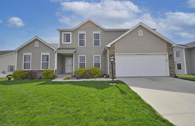 5724 Buckhorn Drive, South Bend, IN 46614 (MLS #202116361) :: RE/MAX Legacy