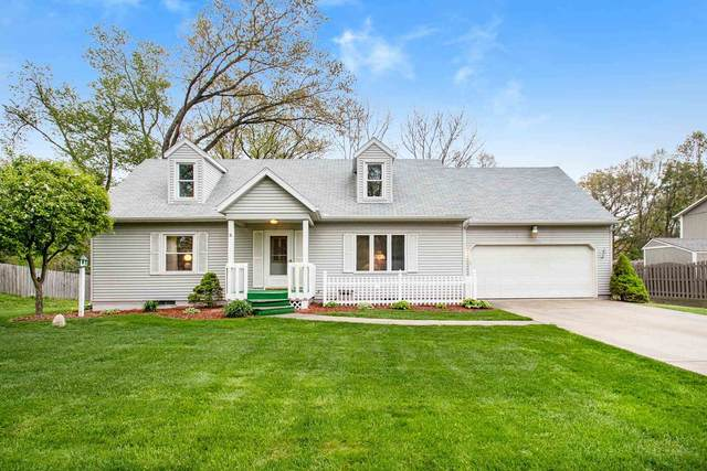 51134 Shady Lane, Elkhart, IN 46514 (MLS #202116377) :: Parker Team
