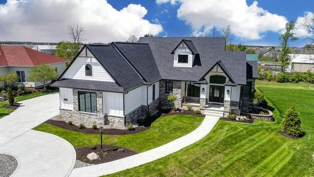 15018 Remington Pl Drive, Fort Wayne, IN 46814 (MLS #202116422) :: Hoosier Heartland Team | RE/MAX Crossroads