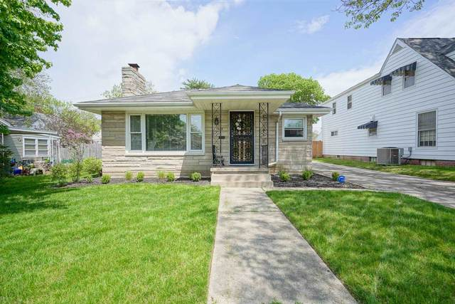 1608 Stanforth Avenue, Lafayette, IN 47905 (MLS #202116445) :: Aimee Ness Realty Group
