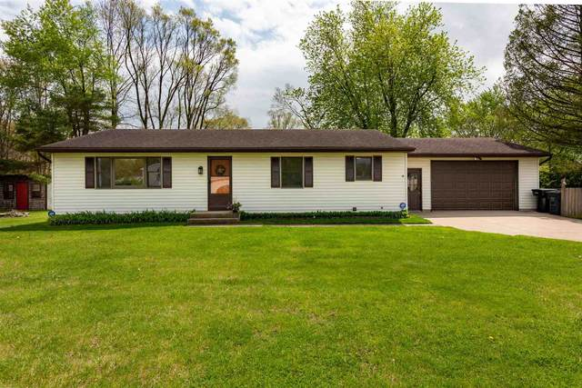 5058 Olds Avenue, South Bend, IN 46619 (MLS #202116451) :: Aimee Ness Realty Group