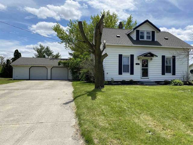 411 W 8 Street, Brookston, IN 47923 (MLS #202116452) :: Aimee Ness Realty Group