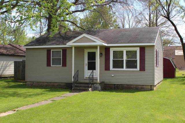 541 W North St Street, Upland, IN 46989 (MLS #202116453) :: Aimee Ness Realty Group