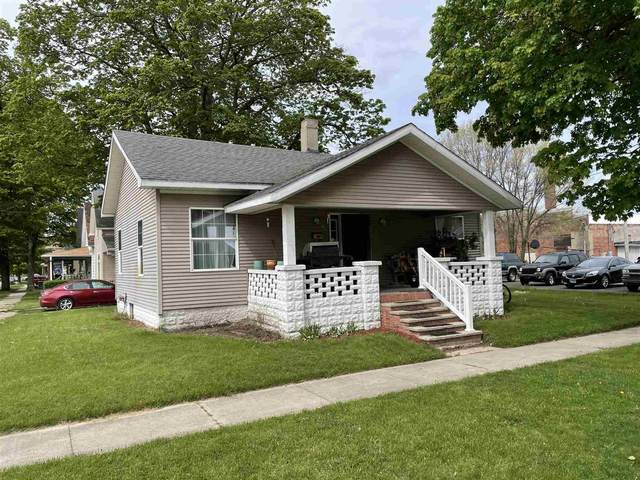 128 W 7th Street, Rochester, IN 46975 (MLS #202116454) :: Aimee Ness Realty Group