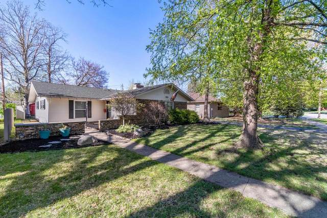 1845 Churchill Lane, South Bend, IN 46617 (MLS #202116469) :: Aimee Ness Realty Group