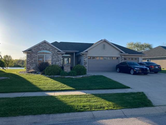 1935 Mark Anthony Crossing, Fort Wayne, IN 46818 (MLS #202116472) :: Aimee Ness Realty Group