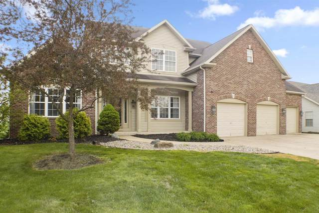 1809 Whisper Valley Drive, Lafayette, IN 47909 (MLS #202116475) :: Aimee Ness Realty Group