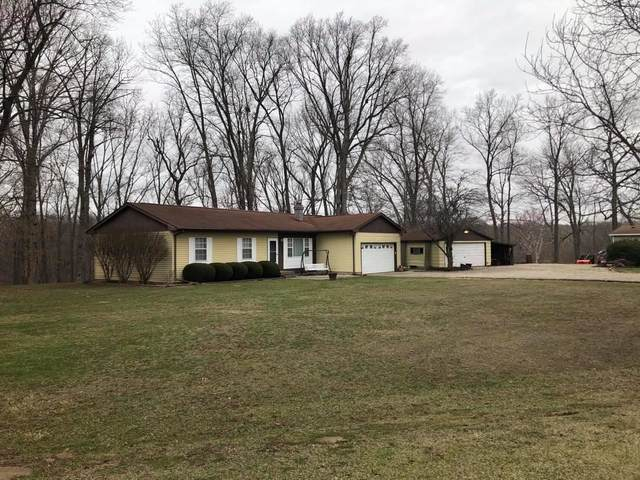 6641 Vermillion Drive, Cayuga, IN 47928 (MLS #202116480) :: Aimee Ness Realty Group