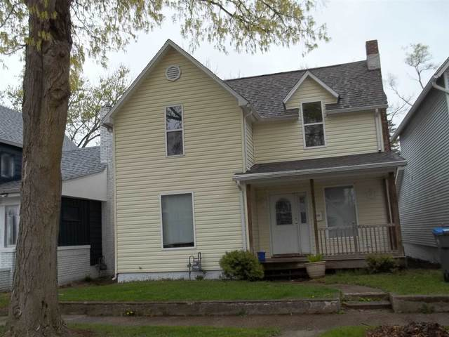 658 Milwaukee Street, Elkhart, IN 46514 (MLS #202116491) :: Aimee Ness Realty Group