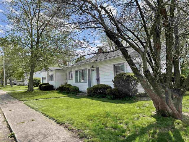 523 Homestead Street, Hartford City, IN 47348 (MLS #202116519) :: The ORR Home Selling Team